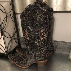 8d26688612c Women Corral Boots Vintage Inlay on Poshmark